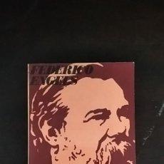 Libros de segunda mano: DEL SOCIALISMO UTÓPICO AL SOCIALISMO CIENTÍFICO - FRIEDRICH ENGELS. Lote 253867965