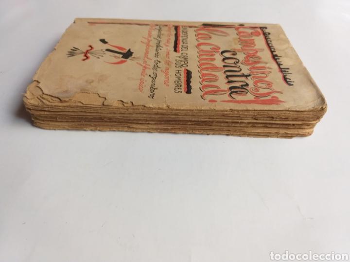 Libros de segunda mano: Campesinos contra la ciudad.. Daniel Guerrero de la Iglesia . Historia siglo XX - Foto 4 - 262368520