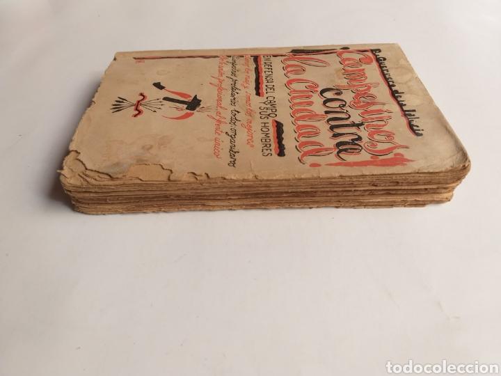 Libros de segunda mano: Campesinos contra la ciudad.. Daniel Guerrero de la Iglesia . Historia siglo XX - Foto 5 - 262368520