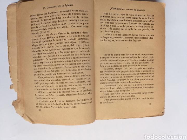 Libros de segunda mano: Campesinos contra la ciudad.. Daniel Guerrero de la Iglesia . Historia siglo XX - Foto 13 - 262368520