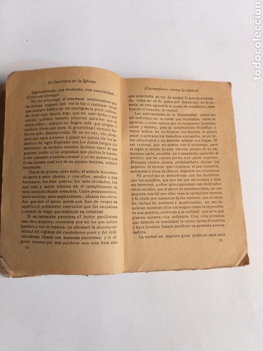 Libros de segunda mano: Campesinos contra la ciudad.. Daniel Guerrero de la Iglesia . Historia siglo XX - Foto 14 - 262368520