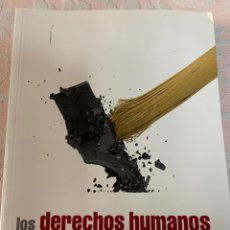 Libros de segunda mano: LOS DERECHOS HUMANOS EN TIEMPO DE CRISIS, FUNDACIÓN SEMINARIO DE INVESTIGACIÓN PARA LA PAZ. Lote 263188535