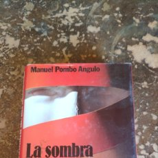 Libros de segunda mano: LA SOMBRA DE LAS BANDERAS (MANUEL POMBO ANGULO). Lote 263193285