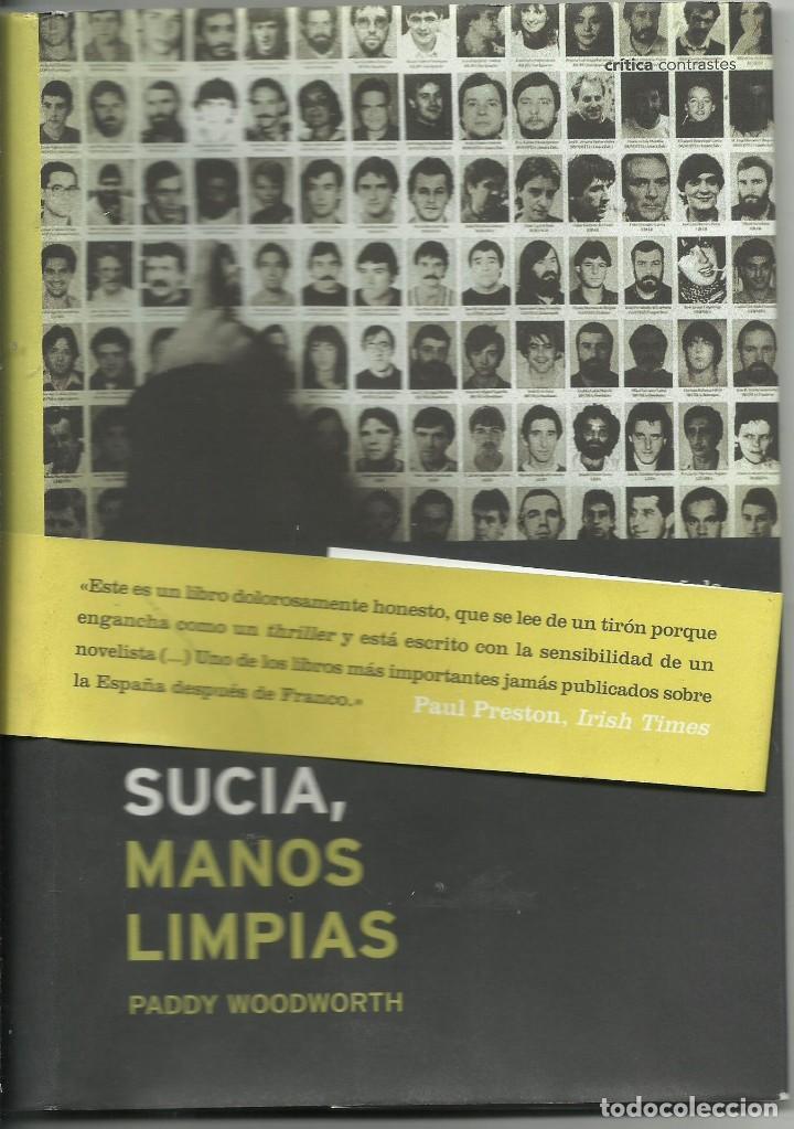 GUERRA SUCIA (Libros de Segunda Mano - Pensamiento - Política)