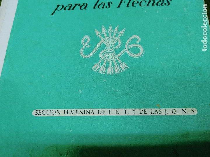 Libros de segunda mano: FORMACION POLITICA LECCIONES PARA LAS FLECHAS SECCION FET Y JONS FALANGE DIVISION AZUL FRANCO - Foto 2 - 264458669