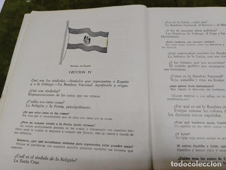 Libros de segunda mano: FORMACION POLITICA LECCIONES PARA LAS FLECHAS SECCION FET Y JONS FALANGE DIVISION AZUL FRANCO - Foto 6 - 264458669