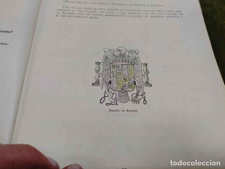 Libros de segunda mano: FORMACION POLITICA LECCIONES PARA LAS FLECHAS SECCION FET Y JONS FALANGE DIVISION AZUL FRANCO - Foto 9 - 264458669