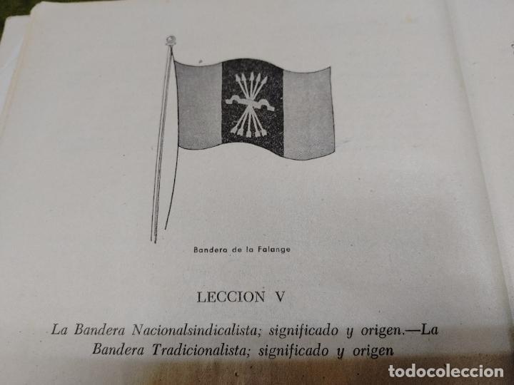 Libros de segunda mano: FORMACION POLITICA LECCIONES PARA LAS FLECHAS SECCION FET Y JONS FALANGE DIVISION AZUL FRANCO - Foto 10 - 264458669