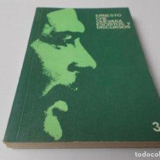 Libros de segunda mano: ERNESTO CHE GUEVARA ESCRITOS Y DISCURSOS 3. Lote 265966018