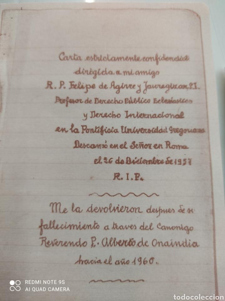 Libros de segunda mano: DIARIO DE UN ABERTZALE FACSIMIL FUNDACION SABINO ARANA LUCIO DE ARTETXE Y ARANA PNV PAIS VASCO - Foto 3 - 268116179