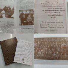 Libros de segunda mano: DIARIO DE UN ABERTZALE FACSIMIL FUNDACION SABINO ARANA LUCIO DE ARTETXE Y ARANA PNV PAIS VASCO. Lote 268116179