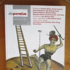 Libri di seconda mano: REVISTA SIN PERMISO REPÚBLICA Y SOCIALISMO TAMBIÉN PARA EL SIGLO XXI - Nº 7 - 2010.. Lote 268446679