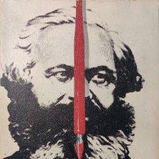 Libros de segunda mano: ANTOLOGÍA Y BIOGRAFÍA DE MARX / ENRIQUE TIERNO GALVÁN. CUADERNOS PARA EL DIÁLOGO ; EDICUSA, 1975.. Lote 268995899