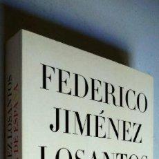 Livres d'occasion: LO QUE QUEDA DE ESPAÑA. FEDERICO JIMÉNEZ LOSANTOS. EDICIONES TEMAS DE HOY, 2008.. Lote 269362913