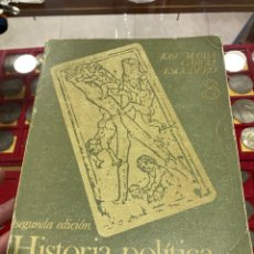 Libros de segunda mano: LIBRO HISTORIA POLÍTICA DE LAS 2 ESPAÑAS. Lote 271428238