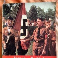 Libros de segunda mano: LA LUCHA POR EL PODER-JOSEPH GOEBBELS-EDITORIAL BAU 1976. Lote 273502303