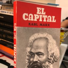 Libros de segunda mano: EL CAPITAL - KARL MARX - ANTALBE. Lote 277043728