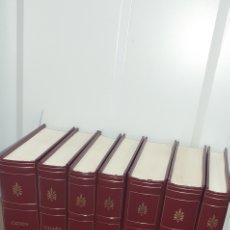 Libros de segunda mano: CICERÓN. OBRAS FILOSOFICAS I,II. DISCURSOS I,II,III,IV. OBRAS POLÍTICAS. BIBLIOTECA GREDOS. Lote 277256183