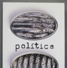 Libri di seconda mano: POLITICA. CONCEPTOS POLITICOS FUNDAMENTALES. JOAQUIN ABELLAN. Lote 280762363