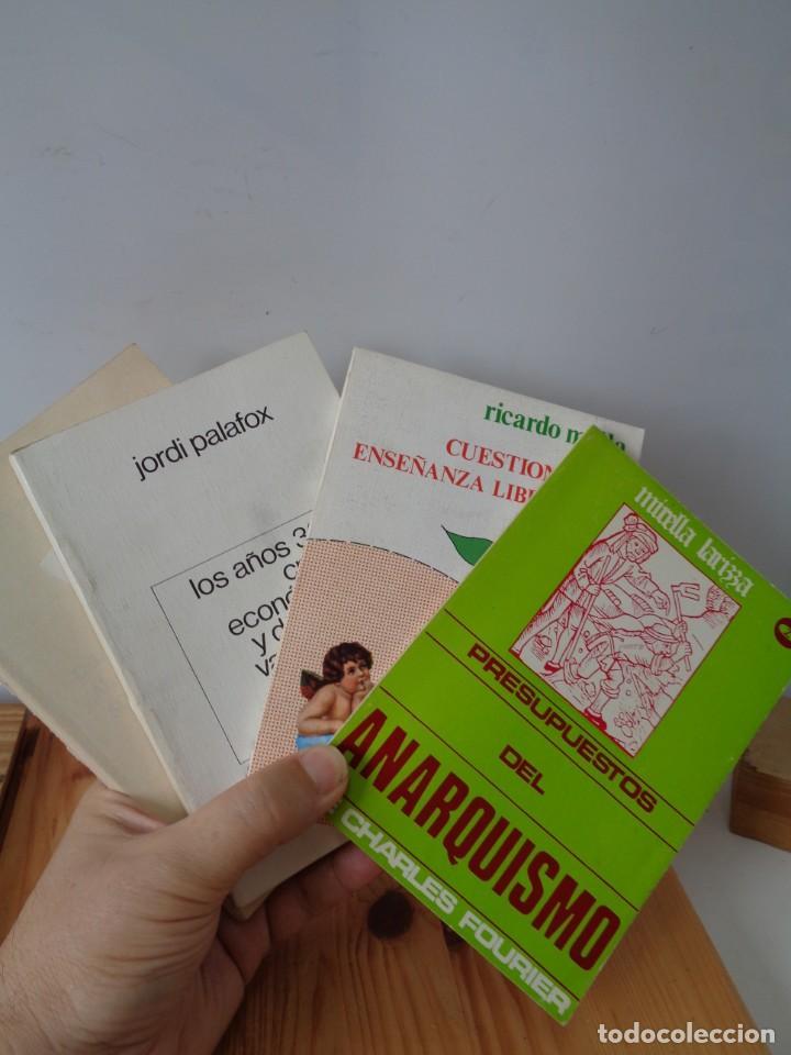 Libros de segunda mano: ¡¡ ANARQUISMO, SOCIALISMO. Federico ENGELS. 4 LIBRITOS. !! - Foto 7 - 282489053