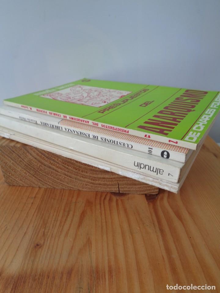 Libros de segunda mano: ¡¡ ANARQUISMO, SOCIALISMO. Federico ENGELS. 4 LIBRITOS. !! - Foto 8 - 282489053