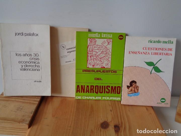 Libros de segunda mano: ¡¡ ANARQUISMO, SOCIALISMO. Federico ENGELS. 4 LIBRITOS. !! - Foto 10 - 282489053