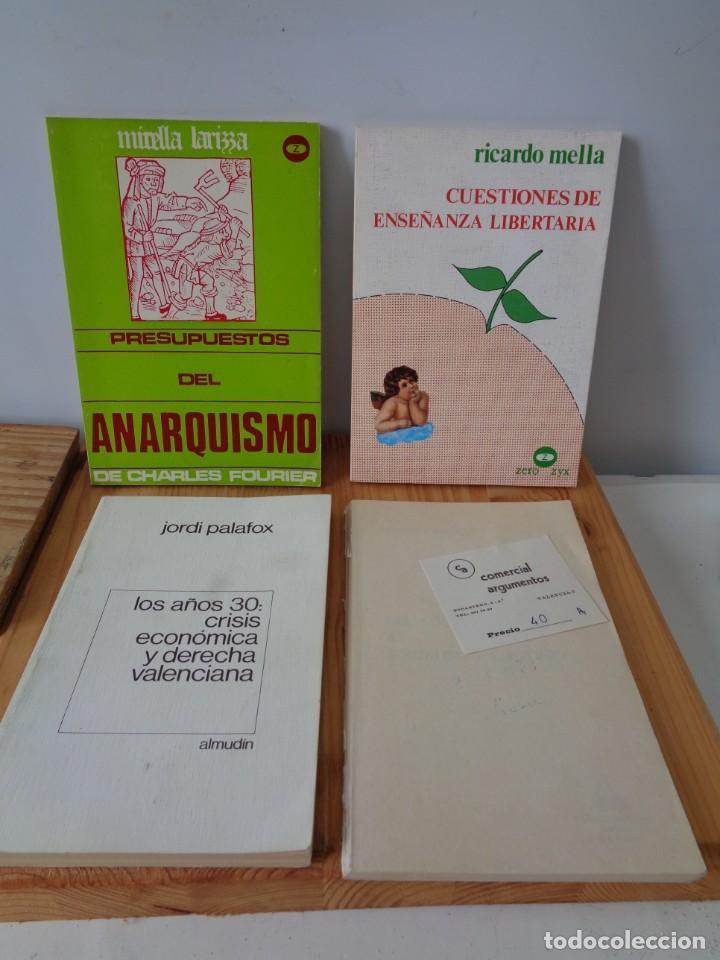 Libros de segunda mano: ¡¡ ANARQUISMO, SOCIALISMO. Federico ENGELS. 4 LIBRITOS. !! - Foto 12 - 282489053