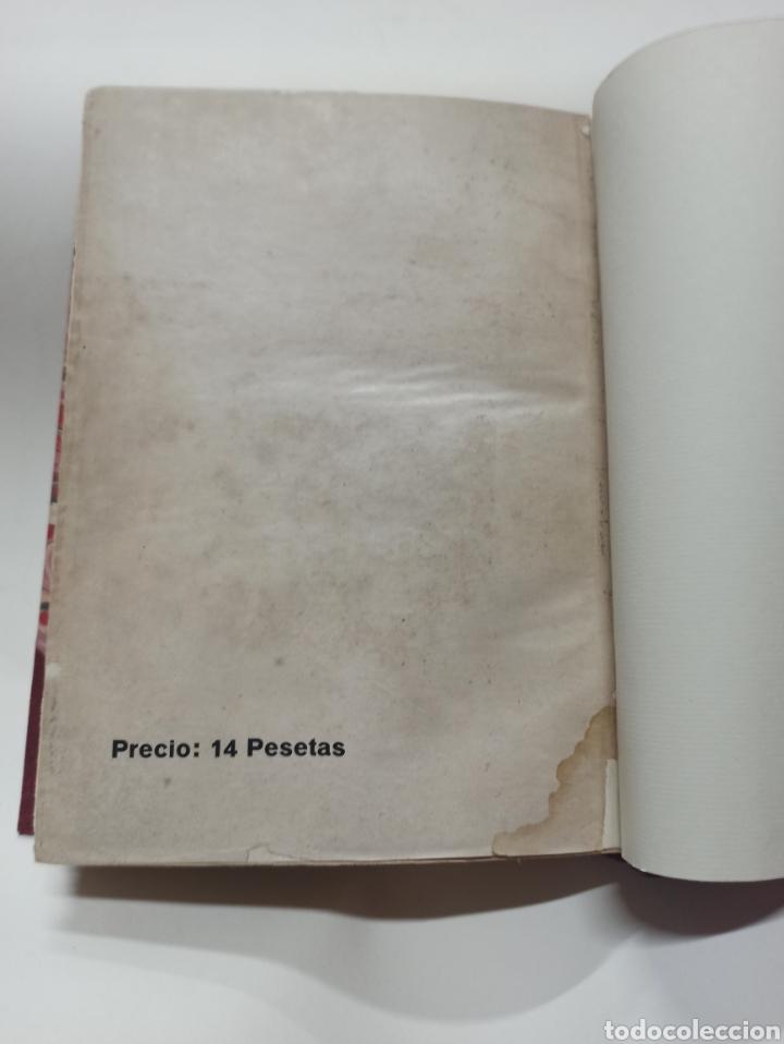 Libros de segunda mano: ADOLF HITLER: MI LUCHA, 2ª EDICIÓN: AVILA, 1937, ENCUADERNADO EN MEDIA PIEL CONSERVA CUBIERTA. - Foto 6 - 286335083