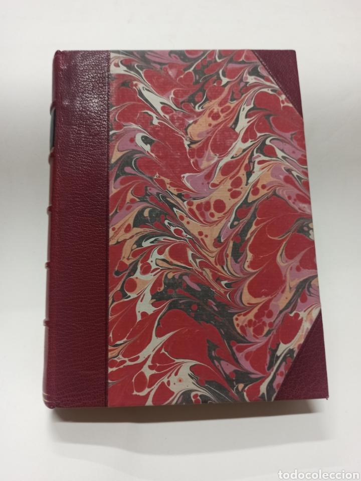 Libros de segunda mano: ADOLF HITLER: MI LUCHA, 2ª EDICIÓN: AVILA, 1937, ENCUADERNADO EN MEDIA PIEL CONSERVA CUBIERTA. - Foto 8 - 286335083