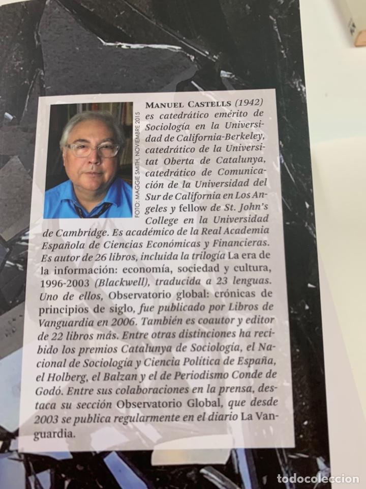 Libros de segunda mano: DE LA CRISIS ECONÓMICA A LA CRISIS POLÍTICA. MANUEL CASTELLS.LA VANGUARDIA EDICIONES. BARCELONA 2016 - Foto 8 - 287736273