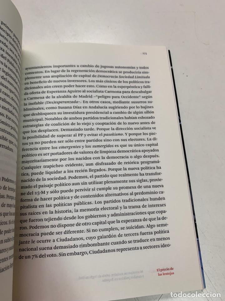 Libros de segunda mano: DE LA CRISIS ECONÓMICA A LA CRISIS POLÍTICA. MANUEL CASTELLS.LA VANGUARDIA EDICIONES. BARCELONA 2016 - Foto 13 - 287736273