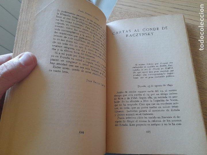 Libros de segunda mano: Textos politicos, Juan Donoso Cortes, ed. Rialp. 1954 - Foto 6 - 288495708