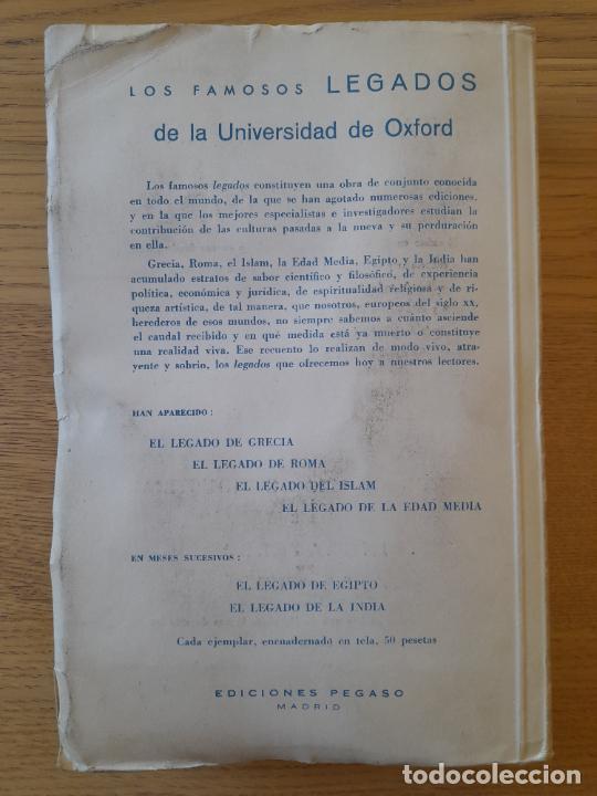 Libros de segunda mano: Politica. Historia del LIberalismo Esuropeo, Guido de Ruggiero, Ediciones Pegaso, 1944 - Foto 2 - 288505908