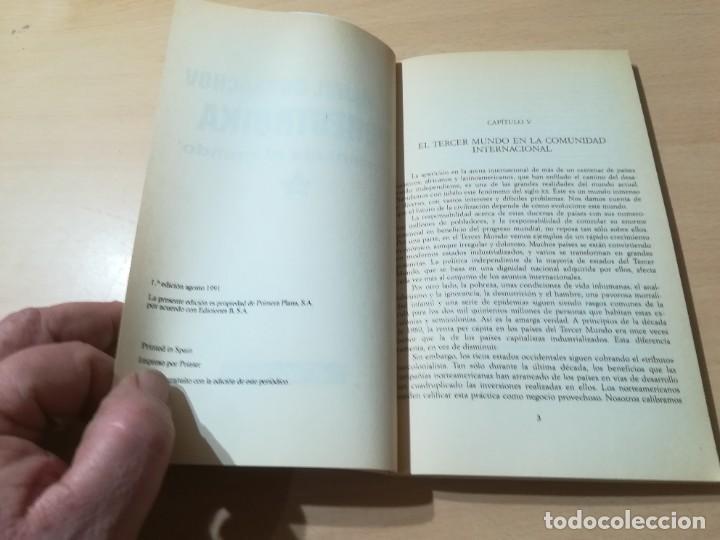 Libros de segunda mano: PERESTROIKA, MI MENSAJE AL MUNDO / YO MIJAIL GORBACHOV / EL PERIODICO / AI-47 - Foto 4 - 288515788