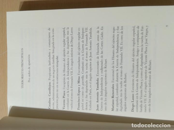 Libros de segunda mano: TERRORISTAS MODERNOS / CRISTINA MORALES / CANDAYA / AK81 - Foto 11 - 288537328