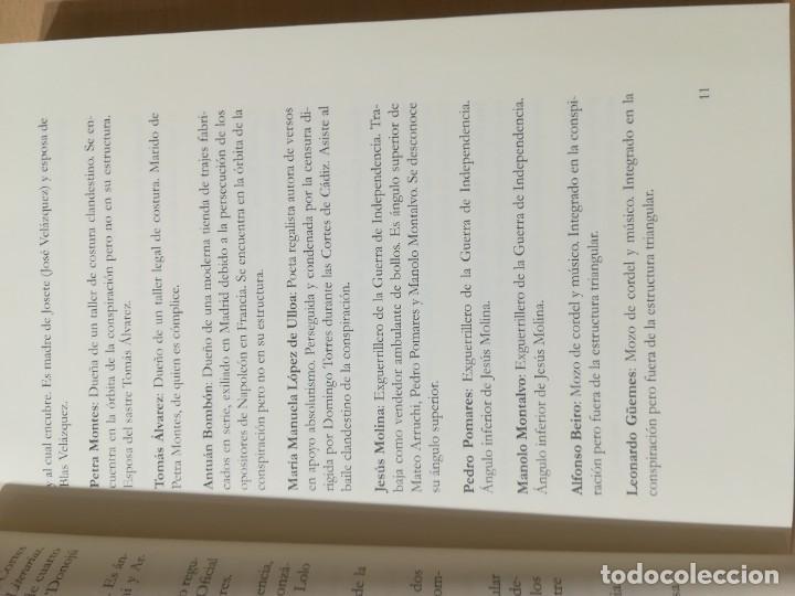 Libros de segunda mano: TERRORISTAS MODERNOS / CRISTINA MORALES / CANDAYA / AK81 - Foto 13 - 288537328