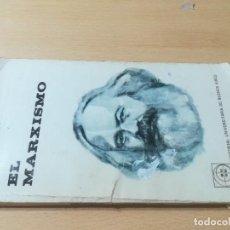 Libros de segunda mano: EL MARXISMO / HENRI LEFEBVRE / UNIVERSITAS, BUENOS AIRES / AL88. Lote 288543998