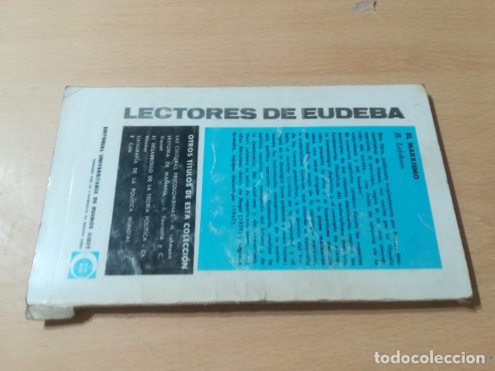 Libros de segunda mano: EL MARXISMO / HENRI LEFEBVRE / UNIVERSITAS, BUENOS AIRES / AL88 - Foto 2 - 288543998
