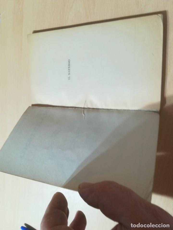 Libros de segunda mano: EL MARXISMO / HENRI LEFEBVRE / UNIVERSITAS, BUENOS AIRES / AL88 - Foto 4 - 288543998