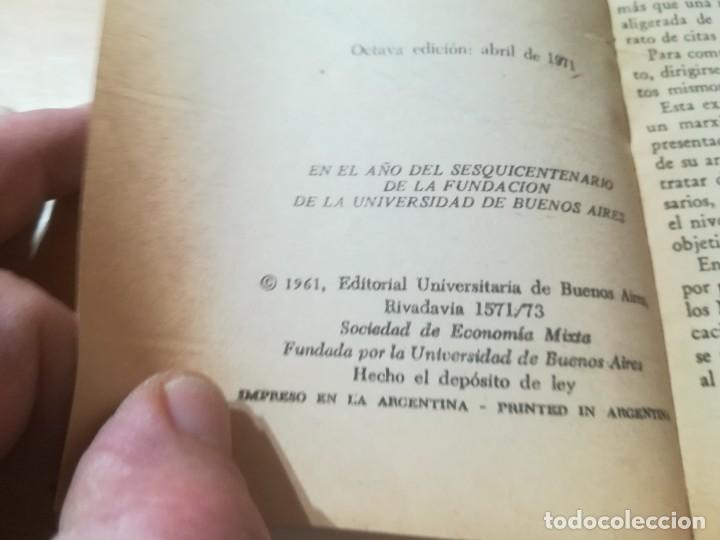 Libros de segunda mano: EL MARXISMO / HENRI LEFEBVRE / UNIVERSITAS, BUENOS AIRES / AL88 - Foto 7 - 288543998