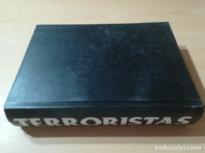 TERRORISTAS / ALVARO BAEZA / EDITOR INDEPENDIENTE / AL88 (Libros de Segunda Mano - Pensamiento - Política)