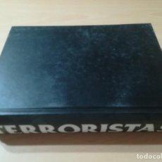 Libros de segunda mano: TERRORISTAS / ALVARO BAEZA / EDITOR INDEPENDIENTE / AL88. Lote 288551188