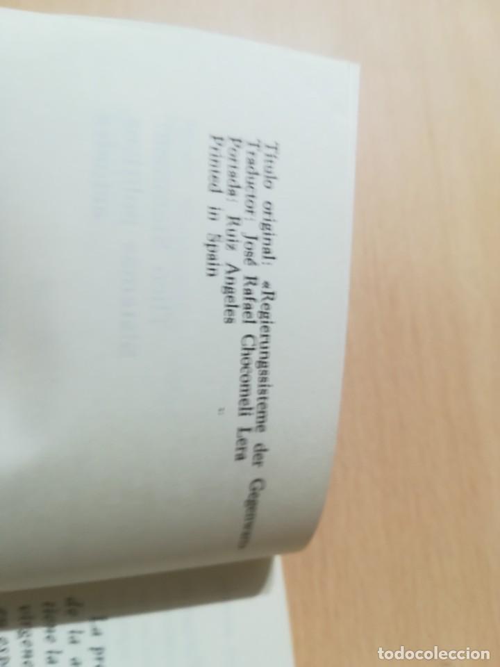 Libros de segunda mano: SISTEMAS POLITICOS ACTUALES / THEO STAMMEN / GUADARRAMA / AL57 - Foto 9 - 288552268