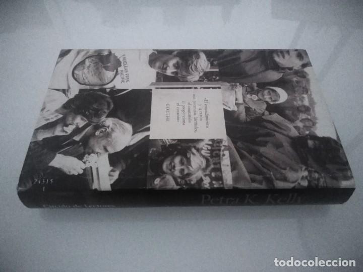 Libros de segunda mano: PENSAR CON EL CORAZÓN PETRA K.KELLY CIRCULO DE LECTORES - Foto 3 - 288563918