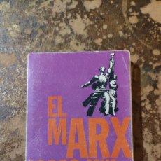 Libros de segunda mano: EL MARXISMO COMO MORAL (JOSE LUIS L. ARANGUREN) (ALIANZA EDITORIAL). Lote 290146363