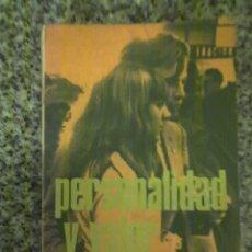 Libros de segunda mano: PERSONALIDAD Y VALOR HUMANO, POR BRUNO RYCHLOWSKI - EDICIONES PAULINAS - ARGENTINA - 1970. Lote 16337331