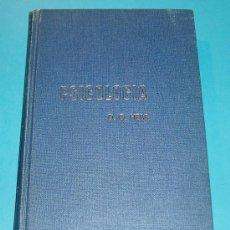 Libros de segunda mano: PSICOLOGIA. D.O. HEBB. Lote 25136798