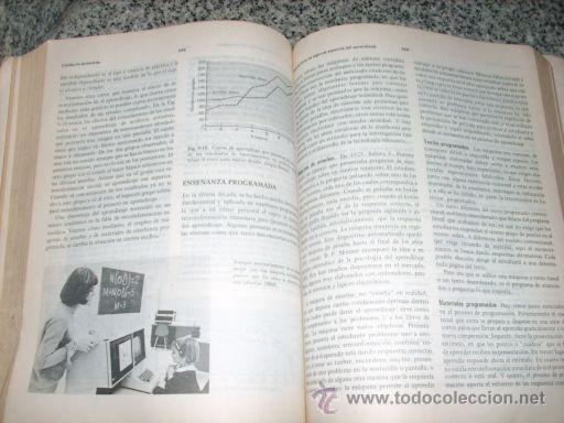 Libros de segunda mano: PSICOLOGIA GENERAL, por B. Von Haller Gilmer - HARLA - México - 1974 - Foto 2 - 21701572
