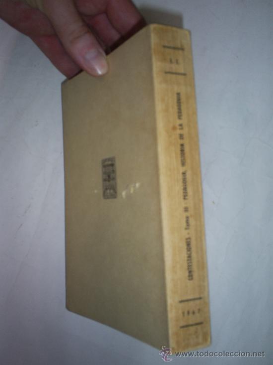 Libros de segunda mano: Contestaciones cuestionario oposiciones ingreso Magisterio Nacional Tomo III Pedagogía 1967 RM47764 - Foto 2 - 23187222