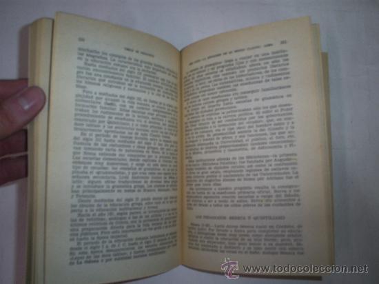 Libros de segunda mano: Contestaciones cuestionario oposiciones ingreso Magisterio Nacional Tomo III Pedagogía 1967 RM47764 - Foto 3 - 23187222